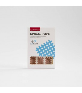 Kineasy Cross Tape – Spiral Tape